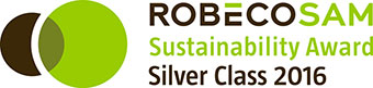 ROBECOSAM Sustainability Award Silver Class